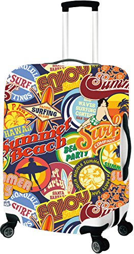 Primeware Surf's Up-Luggage Cover Small