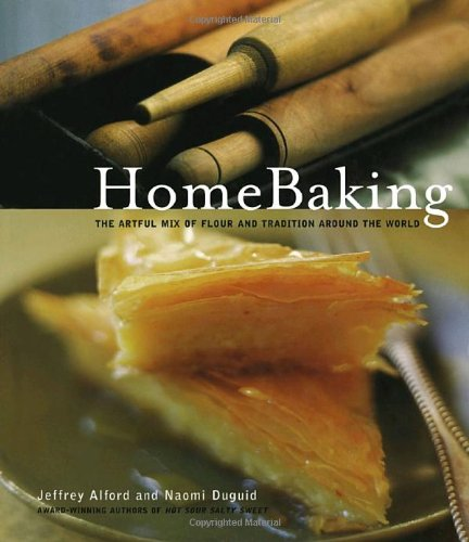 HomeBaking: The Artful Mix of Flour and Tradition Around the