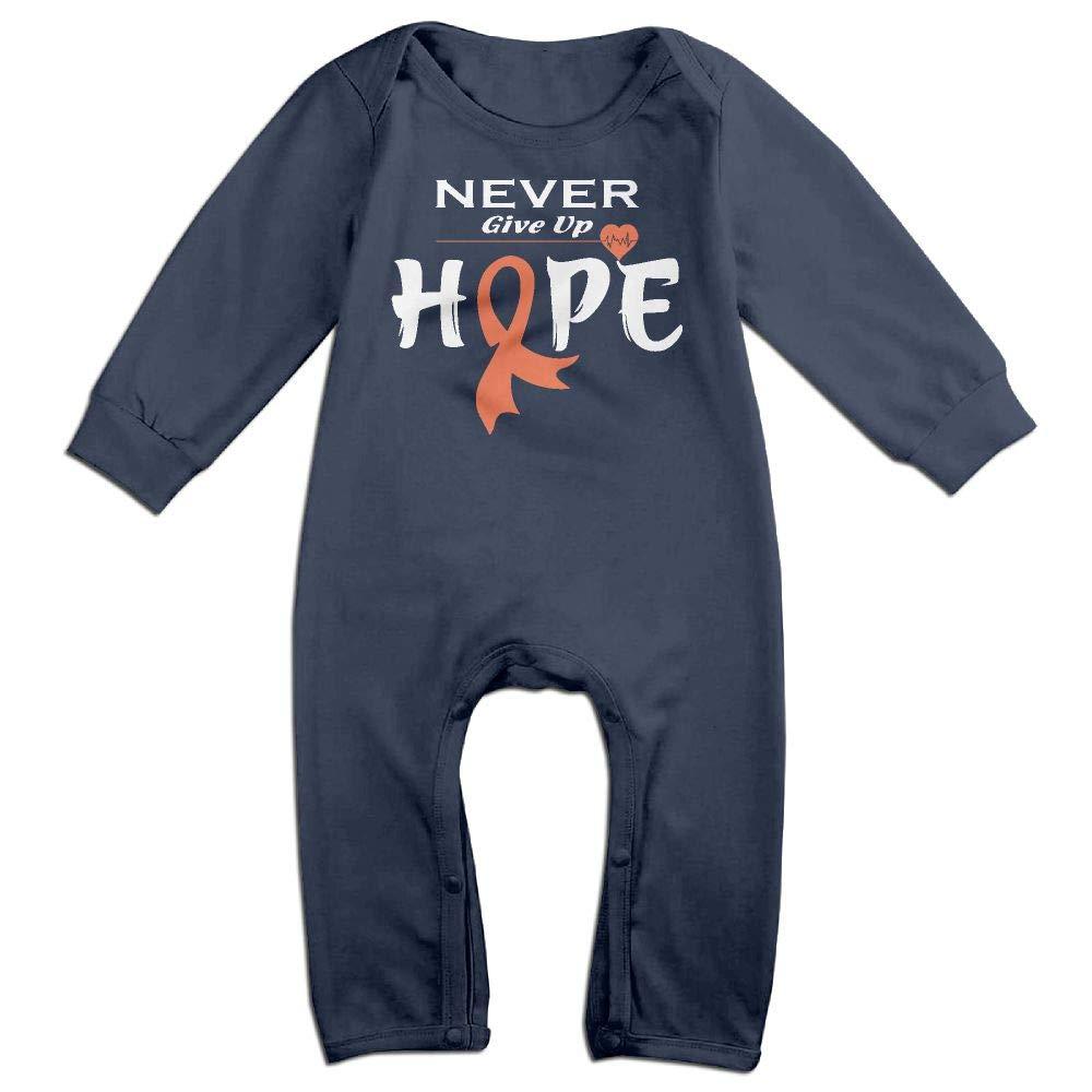 Mri-le1 Newborn Kids Bodysuits Leukemia Awareness-1 Baby Clothes