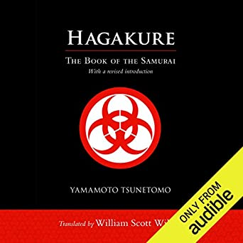 official photos 39a61 78c6c Amazon.com  Hagakure  The Book of the Samurai (Audible Audio Edition ...