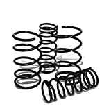 For Mazda 3 Suspension Lowering Spring (Black) - BK3P