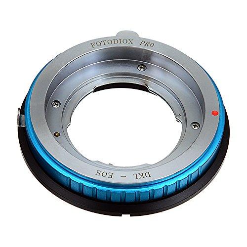 Fotodiox Pro Lens Mount Adapter - Deckel-Bayonett (Deckel...