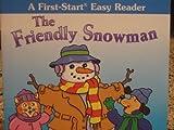 Friendly Snowman, Sharon Gordon, 0893752770