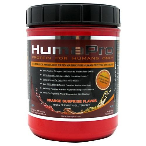 ALR Industries Humapro, Protein Matrix Formulated for Humans, Waste Less. Gain Lean Muscle