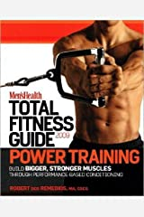 Power Training (Men's Health, Volume 2) Hardcover