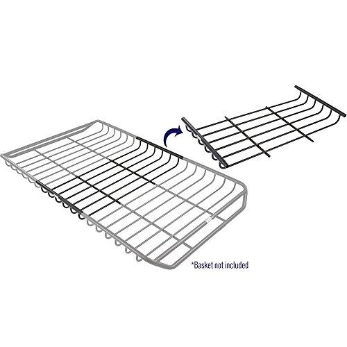 Rage Powersports Stingray Roof Rack 1512 Cargo Basket 21