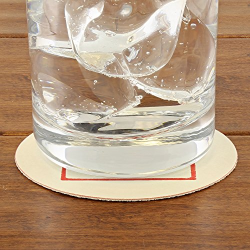 Royal 35 Point Beer Coaster, Round NRA Design, Package of 1000 by Royal (Image #2)