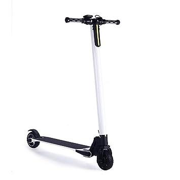 arorox adultos Scooter eléctrico, patinete plegable, 14 kg ...