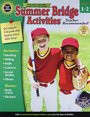 Summer Bridge Activities®, Grades 1 - 2 (Cross Activities Curricular)