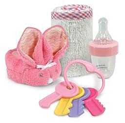 Stephan Baby Boo Bunnie Mini Comfort Kit, Pink