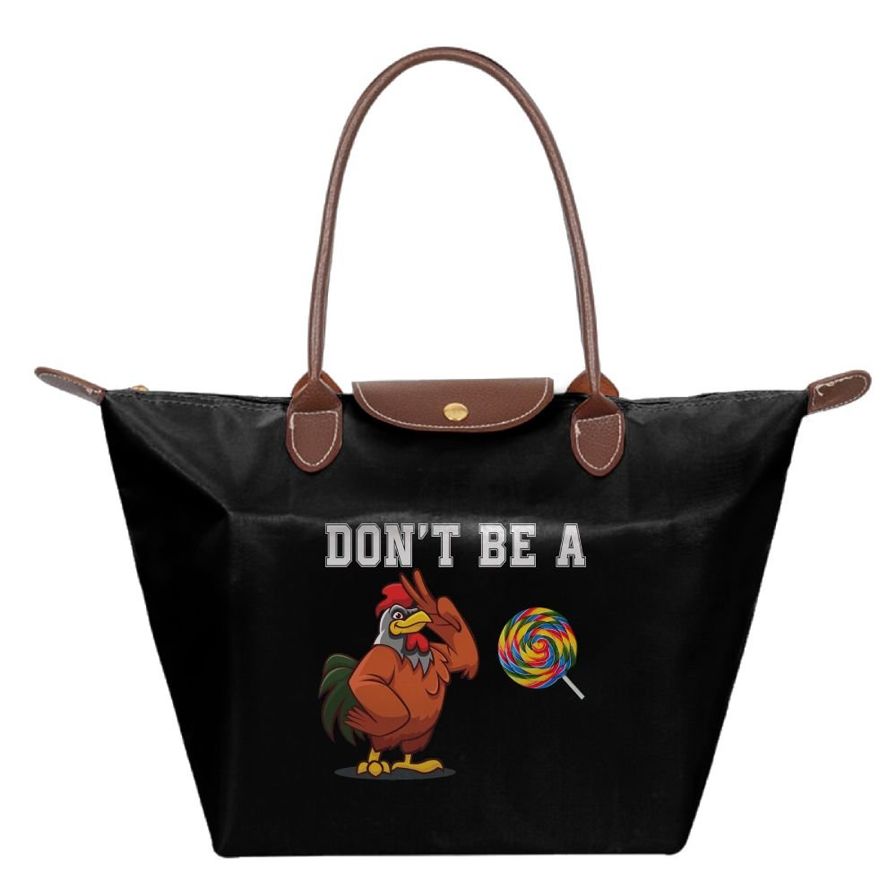 Adwelirhfwer Unisex Dont Be A Sucker Cock Baby Bag Black