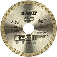 DEWALT DW4725 High Performance 4-1/2-Inch Dry Cutting...