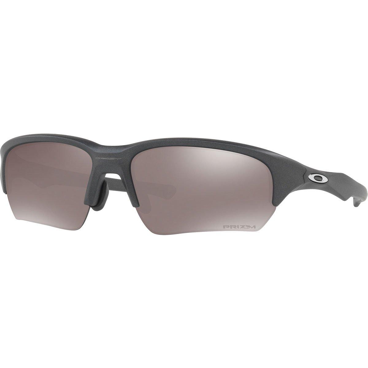 Oakley Men s Flak Beta a Polarized Iridium Rectangular Sunglasses