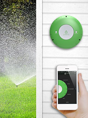 GreenIQ Smart Garden Hub 6 Zone Wi Fi Irrigation Controller   Smart Living