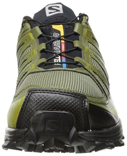 online retailer ef573 c350f SALOMON Men s Fellraiser Trail Running Shoe, Nile Green Iguana Green Corylus  Green, 7 M US  Amazon.co.uk  Shoes   Bags