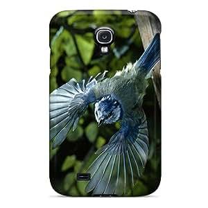 IiMTU3971YzEsn Case Cover Bird Leaving The Nest Galaxy S4 Protective Case