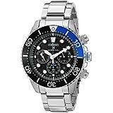 Seiko Men's SSC017 Solar Divers Watch