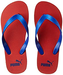 62e64b9ce3 Puma Unisex s Odius Dp Blue Fog and Twilight Blue Flip Flops Thong Sandals  - 11 UK