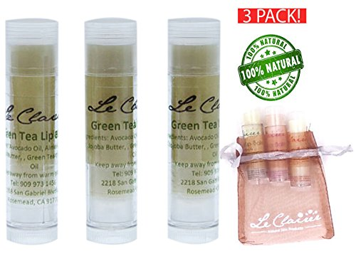 Green Tea Lip Balm - 5