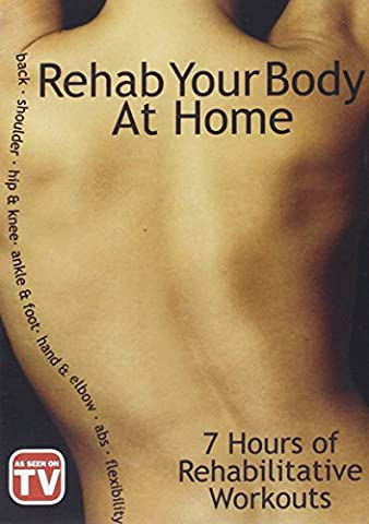 Rehab Your Body at Home: 7 Hours of Rehabilitative Workouts (At Home Workout Dvd)