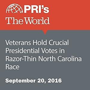 Veterans Hold Crucial Presidential Votes in Razor-Thin North Carolina Race