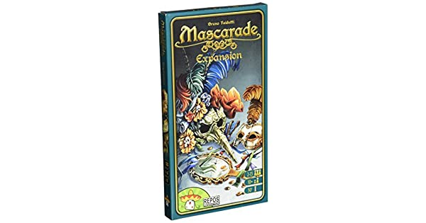 Amazon.com: Mascarade Expansion Board Game: Toys & Games