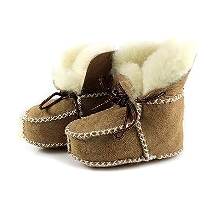 Itaar®Primer Paso Zapatillas de Bebé Niños Unisex Prewalkers resbalón en lindo encantador estilo Vogue