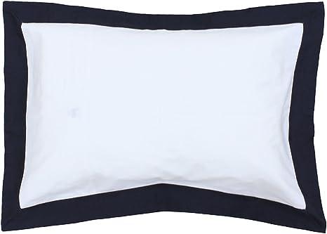 Harvard Oxford Border Pillowcase