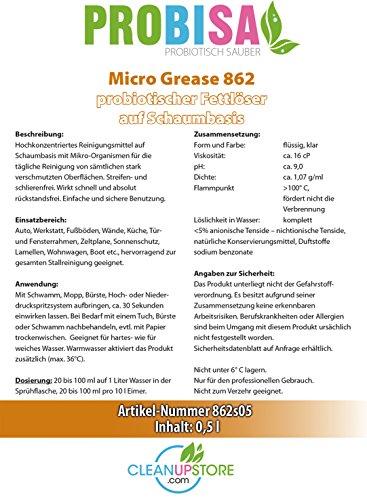 Aerosol-removedor-de-grasa-ecolgico-Probisa-Micro-Grease-862-limpiador-de-cocina-natural-desengrasante-de-hornos-seguro-limpia-manchas-grasa-y-aceite-fuerza-mxima-Conjunto-completo-500-ml-de-concentra