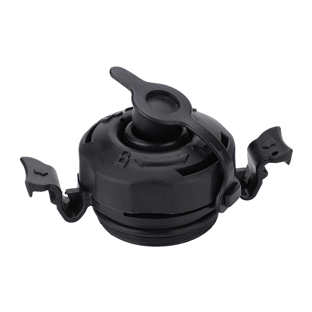 Inflatable Valve - 3 in 1 Air Valve Secure Seal Cap, for Intex Inflatable Airbed, Mattress, Black