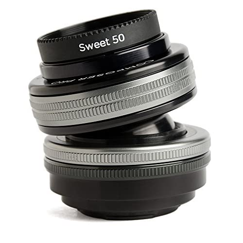 Lensbaby Composer Pro II with Sweet 50 Optic for Sony E