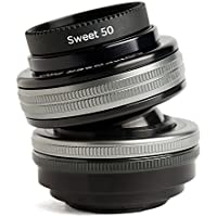 Lensbaby Composer Pro II with Sweet 50 Optic for Micro 4/3
