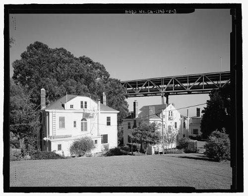HistoricalFindings Photo: Naval Training Station,Yerba Buena Island,San - Training Station Naval