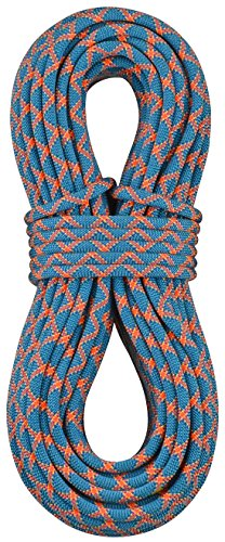 Sterling Rope Evolution Velocity Climbing Rope, Turquoise, 60m