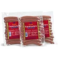 Vienna Beef Natural Casing Hot Dog 10 Per Pack (3 Pack)