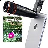 SBA999 Universal 12X Zoom Telescope Mobile Camera Lens