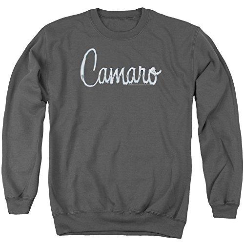 Chevy - Classic Camaro Metal Adult Crewneck Sweatshirt