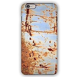 Rust Rusted Old Metal Metallic Pattern iPhone 6 Armor Phone Case wangjiang maoyi