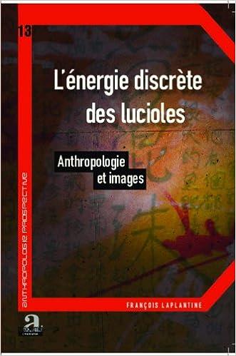 Livre L'énergie discrète des lucioles pdf