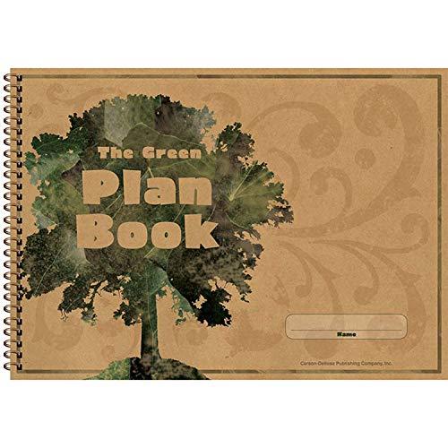 Carson Dellosa The Green Plan Book Record/Plan Book (104300) ()