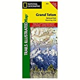 National Geographic Grand Teton Nat Park #202 by Wyoming - 202