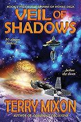 Veil of Shadows (Book 2 of The Empire of Bones Saga)