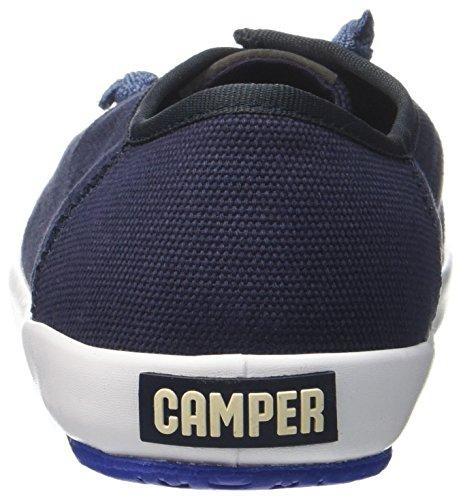 Camper Mens Fashion Foten Gangvei 18871 Vulkanisert Sneaker Blå