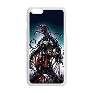 Venom Spider-man New Style HOT SALE Comstom Protective case cover For iPhone 6 Plus