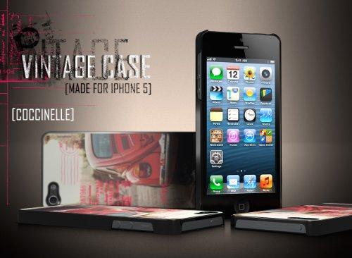 Master Case - Coque iPhone 5 Vintage Case - Beetle Spirit