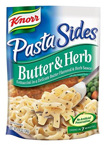 Herb Butter Pasta - 5