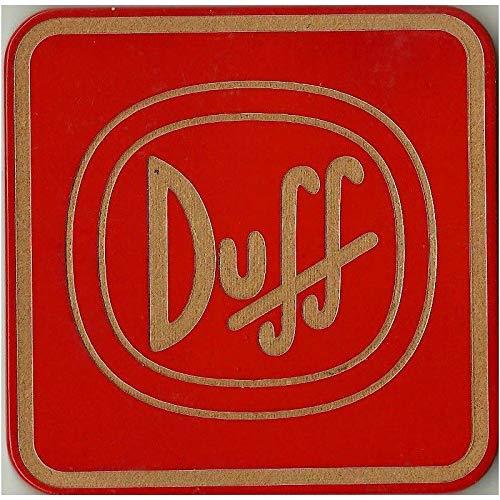 Porta Copo Quadrado Duff MDF