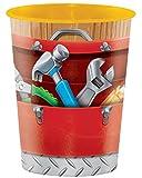 Handyman Party 16 oz Plastic Souvenir Cup (1 ct)