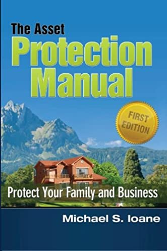 amazon com asset protection manual 9781481960649 michael scott rh amazon com Home Depot Asset Protection Asset Protection Funny