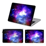 Galaxy Series Special Design Removable Vinyl Decal Full-cover Sticker Skin for Macbook Pro 13'' with Cd-rom Drive (Non-retina Display) Model A1278
